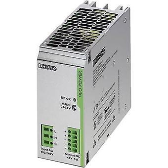 Phoenix Contact TRIO-PS/1AC/48DC/5 Rail mounted PSU (DIN) 48 V DC 5 A 240 W 1 x