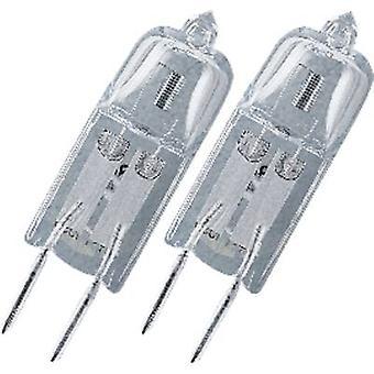 OSRAM HV halogen EEC: C (A ++ - E) G4 33 mm 12 V 10 W varm hvid Pin base dæmpbare 2 computer(e)