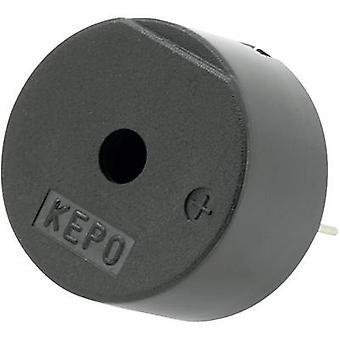KEPO KPI-G2415-K8448 Piezo buzzer Noise emission: 85 dB Voltage: 12 V Continuous acoustic signal 1 pc(s)