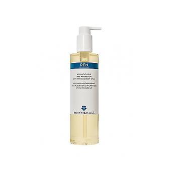 Ren Atlantic Kelp And Magnesium Anti-Fatigue Body Wash