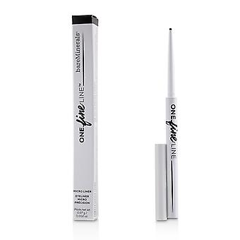 Bareminerals One Fine Line Micro Precision Eyeliner - # Exact Onxy - 0.07g/0.002oz