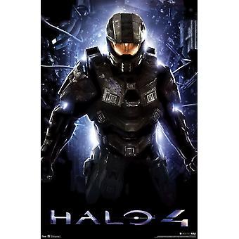 Halo 4 - Teaser Poster Print