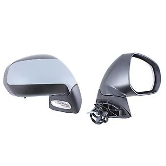 Right Wing Mirror (electric heated temp sensor) for Peugeot 5008 2009-2017