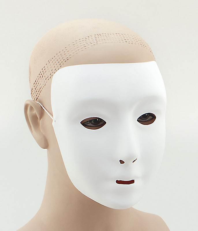 Maschera Bnov Robot