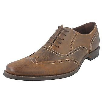 Mens lacets Loake Brogue Jennings