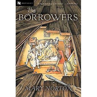 The Borrowers by Mary Norton - Beth Krush - Joe Krush - 9780152047375