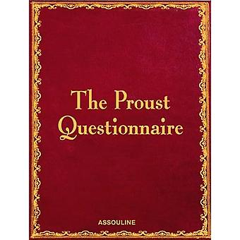 The Proust Questionnaire by Henry-Jean Servat - 9782843236716 Book