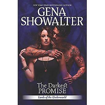 De donkerste belofte: Een donkere, demonische paranormale romantiek