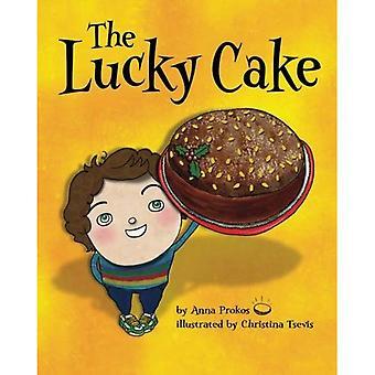 Le gâteau chanceux