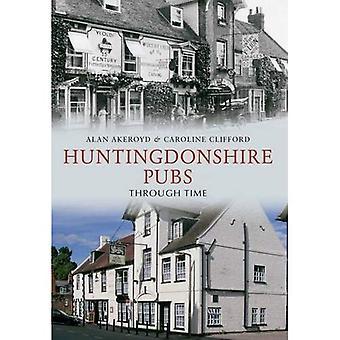 Huntingdonshire Pubs Through Time