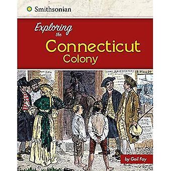 Exploring Connecticut Colony (selvittää 13 siirtomaita)