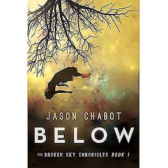 Below: Broken Sky Chronicles, Book 1