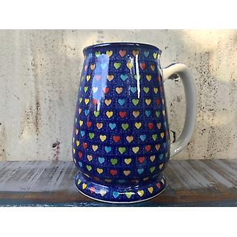Beer mug, 15 cm high, for 500 ml plus foam, dreams, BSN A-1306