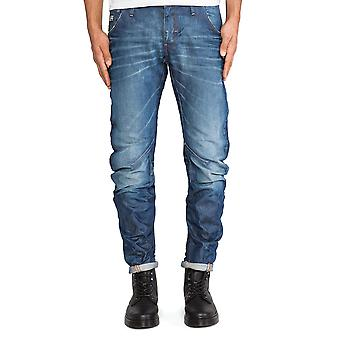 G-Star Arc 3D Slim Medium Aged Hydrite Denim Jeans