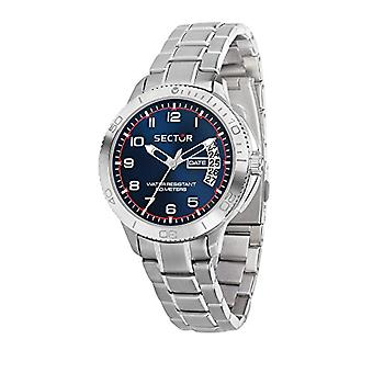 SECTOR NO LIMITS Watch Analog quartz men with stainless steel strap R3253578007