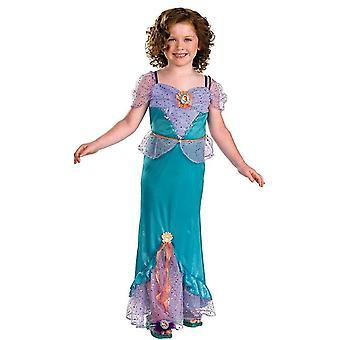 Ariel lapsi puku