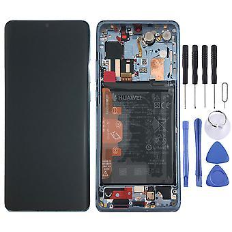 Huawei дисплей LCD блок + рамка для P30 Pro с пакетом 02352PGH новое дыхание кристалл