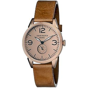 Zeno-watch mens watch vintage line small second 4772Q-Pgr-i6