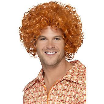 Lockigt Afro peruk