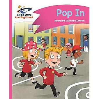 Reading Planet - Pop In - Pink A - Comet Street Kids by Adam Guillain