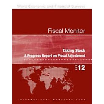 Fiscal Monitor - A Progress Report on Fiscal Adjustment by IMF Staff -