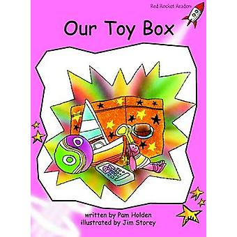 Our Toy Box - Pre-reading (International edition) by Pam Holden - 9781