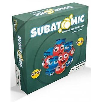 Subatomaire-een Atom Building Card Game