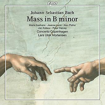 Bach, J.S. / Keohane / Concerto Copenhagen - massa in B mineur [SACD] USA import