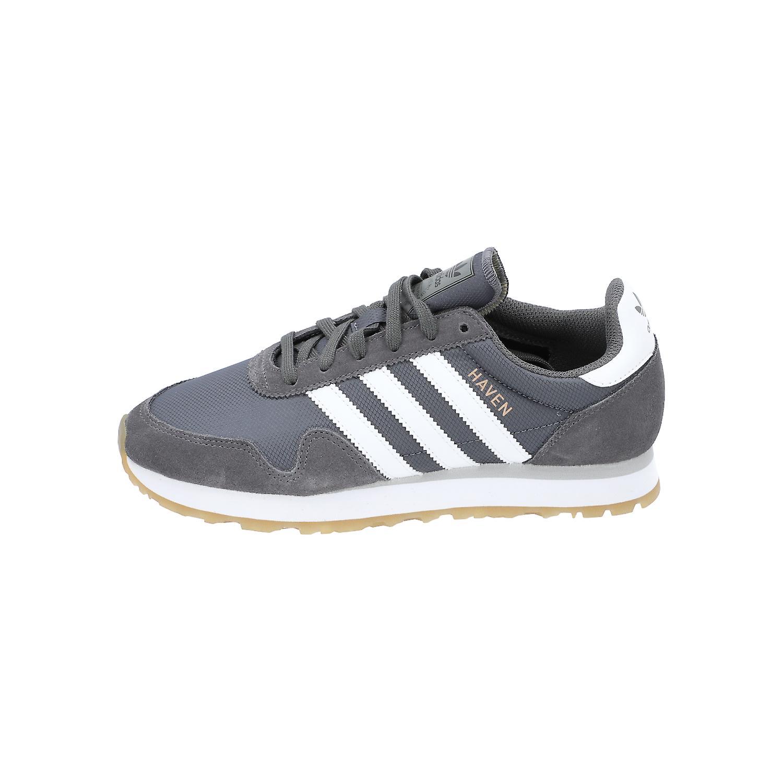 Damen Schuhe Langes Leben ADIDAS ORIGINALS grau Sneaker