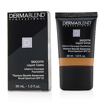 Dermablend Smooth Liquid Camo Foundation Spf 25 (medium Coverage) - Cafe (65n) - 30ml/1oz