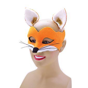 Bristol Novità Unisex Adulti Maschera Orecchie Fox Set