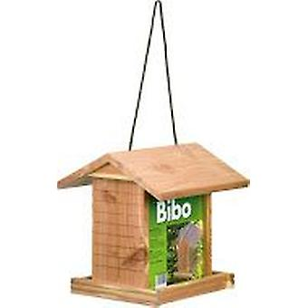 Stocker garden Bibo - Trough Big Wood 28.5 X 27.5 XH 29 Cm