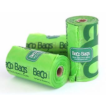 Beco Eco Friendly Sacs de poop en plastique