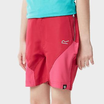 Nya Regatta Kid ' s sorcer shorts rosa