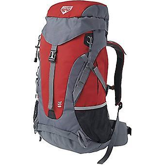 Bestway 68030 Unisex Backpack - Grey - Red