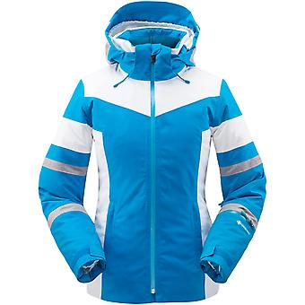 Spyder CAPTIVATE Women's Gore-Tex PrimaLoft Ski Jacket sky blue