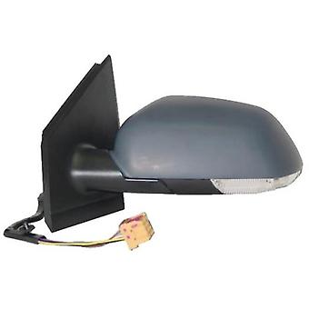 Left Passenger Wing Mirror (Electric Heated Indicator