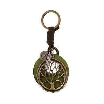 Skipper avaimen perä avaimen perä puu vihreä 8271