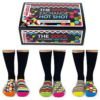 United Oddsocks The Sock Exchange Hot Shot Socks For Men