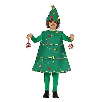 Bambini Unisex Albero di Natale Abito Fancy Abito