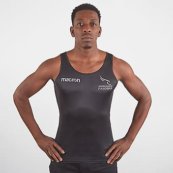 Macron Newcastle Falcons 2019/20 spelers Rugby training Singlet
