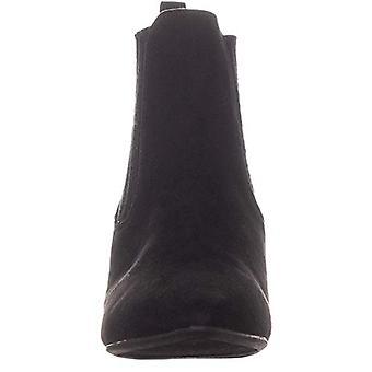 Bar III naisten Eliza kangas huomautti toe nilkan muoti saappaat