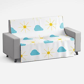 Meesoz Sofa Throw - Sunny