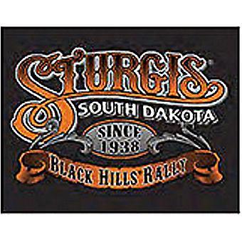 Dakota Południowa Sturgis stali znak