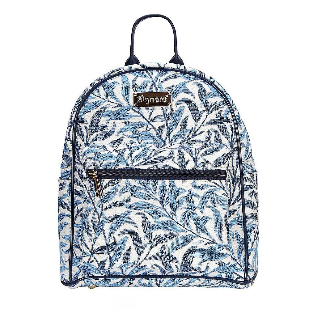 William morris - willow bough casual daypack by signare tapestry / dapk-wiow