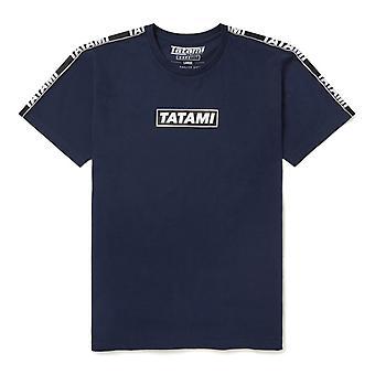 Tatami Fightwear Dweller Collection T-Shirt Navy