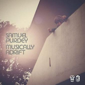 Samuel Purdey - Musically Adrift [CD] USA import