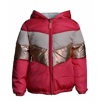 Girl's Billieblush Girls Billieblush Pink Puffer Jacket