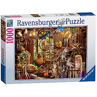 Die Magier Studie 1000pc Puzzle Ravensburger