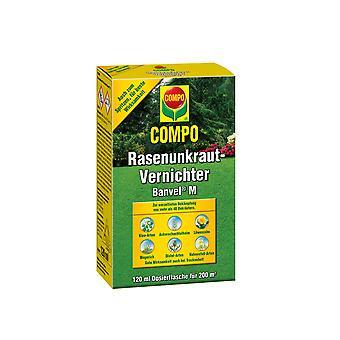 COMPO plengress morder banvel® M, 120 ml